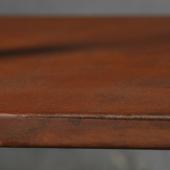 Tables acier corten
